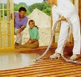 radiant heat wood floors with gypcrete with krell distributing company