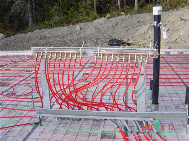 Radiant Heat Flooring Review Photo