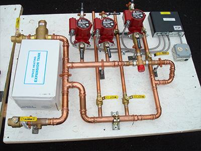 Syracuse Ny Pre Fab Pump Module Heat Pump System 5