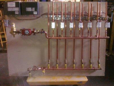 pre fab module heat system 8 krell distributing