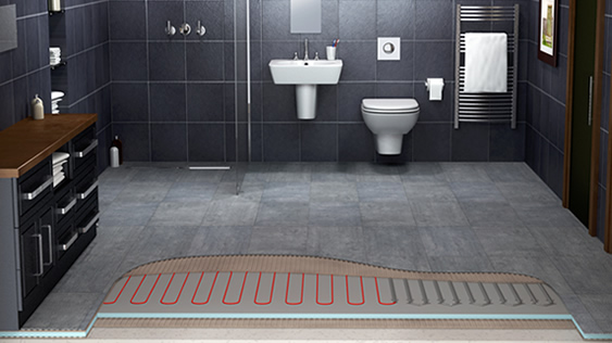 bathroom floor heating systems electric radiant floor heat radiant floor heating 15877