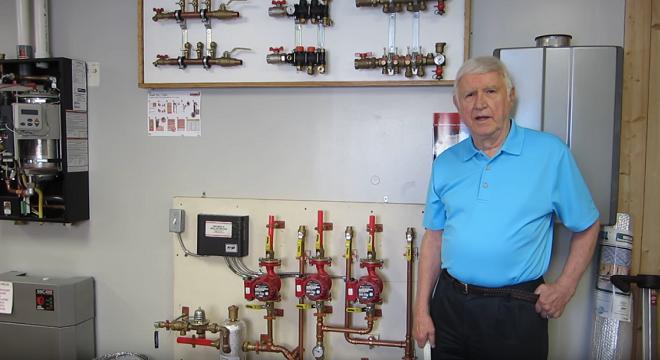 Diy radiant floor heating videos instructional how to videos do it yourself radiant floor heating systems solutioingenieria Images