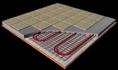 Radiant Heat Concrete Floors Diy
